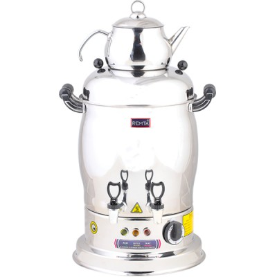 Tea Brewer With Double Tea Pot