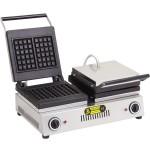 Waffle Krep Kornet Makinaları