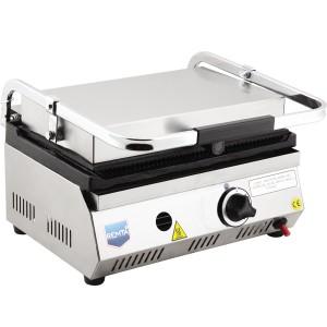 16 Dilim Tost Makinası CE Belgeli Doğalgazlı