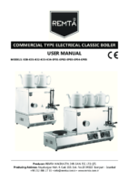 ELECTRIC CLASIC BOILER MANUAL