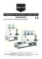 ELECTRIC CLASIC BOILER MANUAL