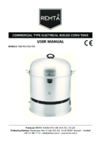 ELECTRIC CORN BOILER MANUAL