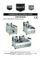 ELECTRIC FRYER MANUAL