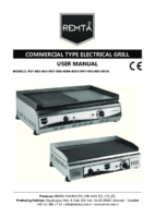ELECTRIC GRILL MANUAL