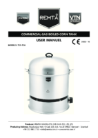 GAS CORN BOILER MANUAL