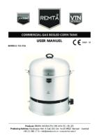 GAS CORN BOILER MANUAL
