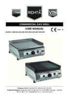 GAS GRILL MANUAL