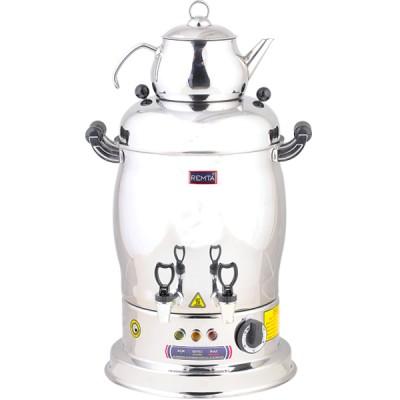 Tea Brewer With Double Tea Pot