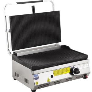 20 Dilim Tost Makinası CE Belgeli Doğalgazlı