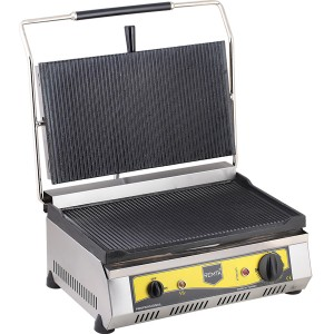 Lux 20 Dilim Tost Makinası Elektrikli
